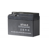【NBS】 NT4A-5 液入り充電済バッテリー 4A-BS互換