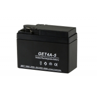 【NBS】 GELバッテリー GET4A-5