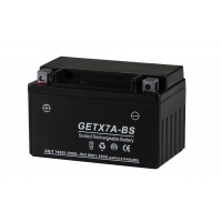 【NBS】 GELバッテリー GETX7A-BS