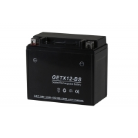 【NBS】 GELバッテリー GETX12-BS