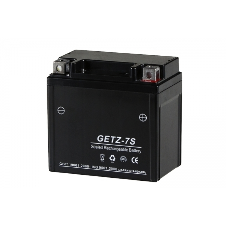 【NBS】 GELバッテリー GETZ7S