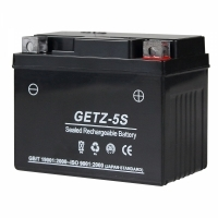 【NBS】GELバッテリー GETZ-5S