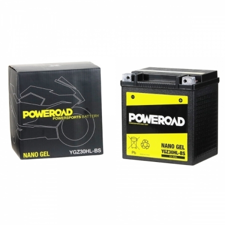 POWEROAD YGZ30HL-BS NANOGEL
