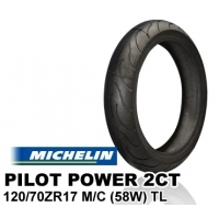 MICHELIN PILOT POWER 2CT 120/70ZR17 TL023620