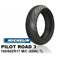 MICHELIN PILOT ROAD3 160/60ZR17  TL033650