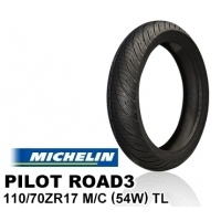 MICHELIN PILOT ROAD3 110/70ZR17 M/C (54W) TL