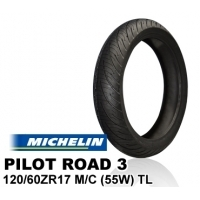 MICHELIN PILOT ROAD3 120/60ZR17 M/C (55W) TL