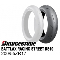 BRIDGESTONE BATTLAX RACING STREET RS10 200/55ZR17  MCR05232