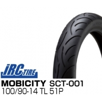 IRC MOBICITY SCT-001 100/90-14 TL 51P リア