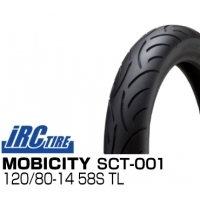 IRC MOBICITY SCT-001 120/80-14 58S TL
