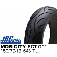 IRC MOBICITY SCT-001 150/70-13 64S TL