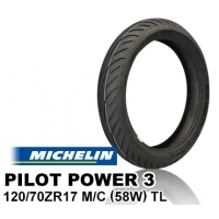 MICHELIN PILOT POWER3 120/70ZR17 TL 037520