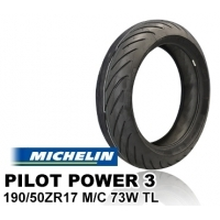 MICHELIN PILOT POWER3 190/50ZR17  TL 037550