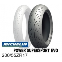 MICHELIN POWER SUPERSPORT EVO 200/55ZR17