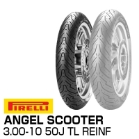 PIRELLI ANGEL SCOOTER 3.00-10 50J TL REINF 2903200