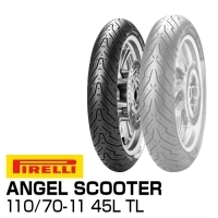 PIRELLI ANGEL SCOOTER 110/70-11 45L TL 2924900