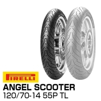 PIRELLI ANGEL SCOOTER 120/70-14 55P TL 2770300