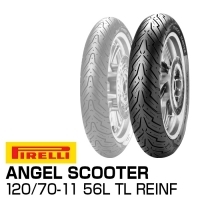 PIRELLI ANGEL SCOOTER 120/70-11 56L TL REINF 2925000