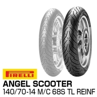 PIRELLI ANGEL SCOOTER 140/70-14 M/C 68S TL  REINF 2771700