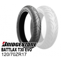 BRIDGESTONE BATTLAX SPORTS TOURING T30EVO 120/70ZR17