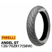 PIRELLI ANGEL GT 120/70ZR17 (58W)  2497200 JAN 8019227238761