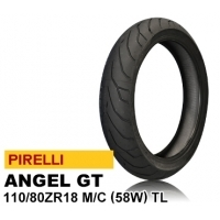 PIRELLI ANGEL GT 110/80ZR18 (58W)  2317100 JAN 8019227231717