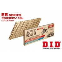 DIDチェーン 520ERS2-110L G&G